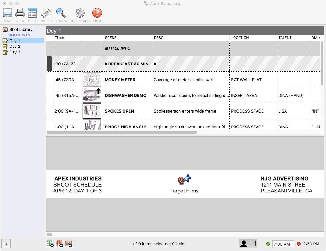 main window screenshot